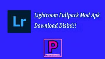Lightroom Fullpack Mod Apk Versi Terbaru